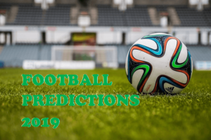 FOOTBALL Predictions 2019
