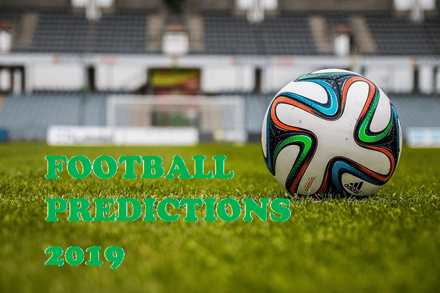 Football Predictions 2019 - AstroSport21